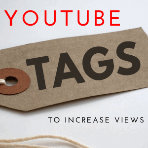 youtube tags for views