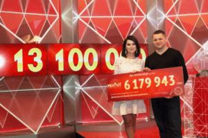Ukraine Megalot Winner