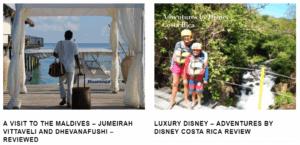 Luxury Travel Mom