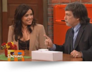 Richard Lustig on Rachael Ray Show