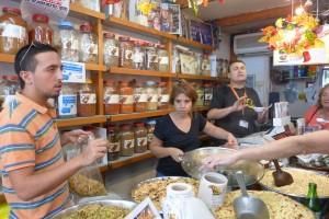טיול קולינארי בשוק לוינסקי