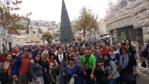 טיול חג המולד בנצרת