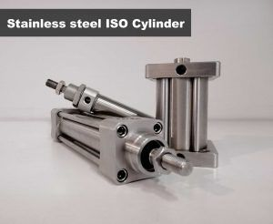 Stailess steel ISO cylinder