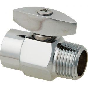 Shower flow control - Brass