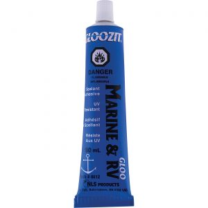 Gloozit(R) Plumbers adhesive|sealant