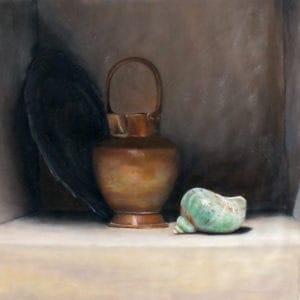 Miriana Gamiddo, natura morta, dipinto, MediumPoesia, art, painting, poesia, pittura, artista