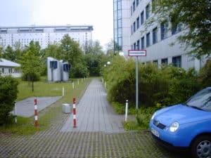 FCP Grohadern, GMP Labor