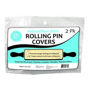 ROLLING PIN COVER SET 2/PK