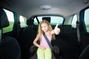 4 Seatbelt Tips for Parents – Advice from a Montgomery Personal-Injury Attorney