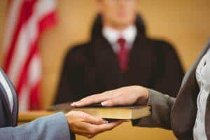 Legal Process: Proving Your Case