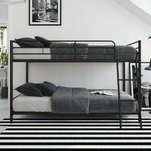 Giường sắt 2 tầng home stay và sinh viên giá rẻ GT-07