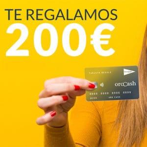 Compro Oro, reglos 200 €