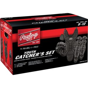 MOX1118150 300x300 - Rawlings Players Series Youth Catchers Set Ages
