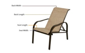 Superb Replacement Slings For Patio Chairs Patiosling Interior Design Ideas Oxytryabchikinfo
