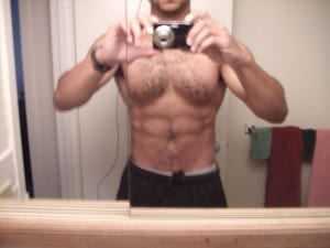Intermittent Fasting Results - Front