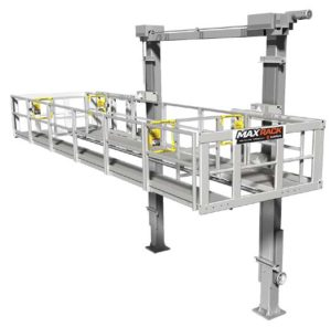 MAXRack elevating safety cage