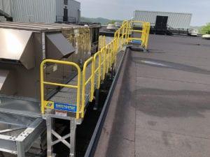 HVAC Stair Units - Above