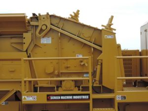4043T Crusher Housing