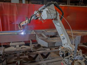 Soldadura Robotizada de Alta Tecnología