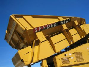 Spyder 516T Feeder