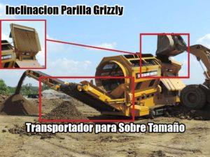 Transportador Oves opcional o Grizzly
