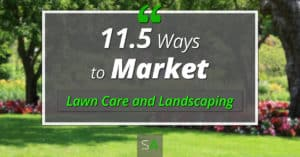 11.5 ways to market