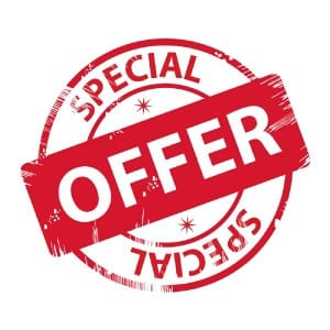 Driving Lessons special offers