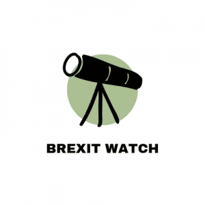 Brexit Watch - environmental level playing field