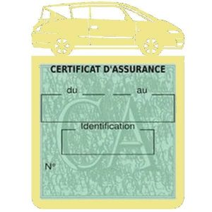 Vignette assurance voiture AVANTIME Renault beige