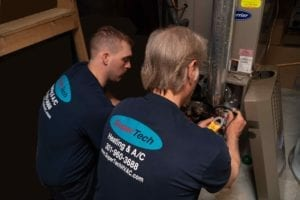 Furnace Service in Baltimore,MD