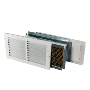 Retrofit Return Air Pathway Wall Vent Transfer Grille Return Air Pathway