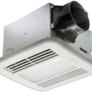 DB-GBR80HLED GreenBuilder Bath Fan With Humidity Sensor and LED Main Image