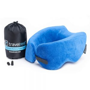 Phixnozar Travel Pillow 100% Memory