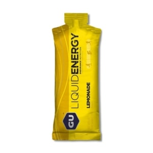 Gel Gu Liquid Energy 60 g. - limonáda