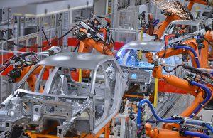 Auto Industry Machine Vision