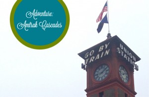 Travel Adventure: Amtrak Cascades Portland to Seattle