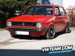 Golf 1 Tuning Shop