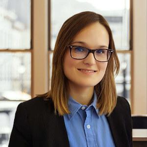 Foto von Anna Schöllhorn der horst weyer und partner gmbh