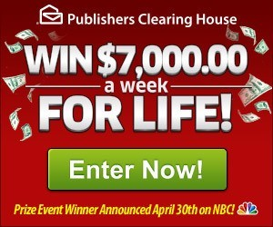 WIN PCH Games – Publishers Clearing House Winners