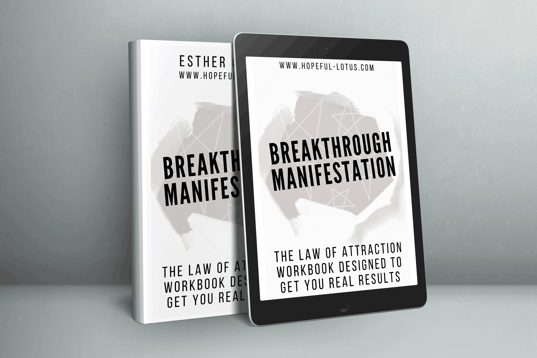 breakthrough manifestation workbook
