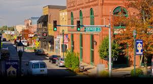 Downtown Jonesboro Arkansas