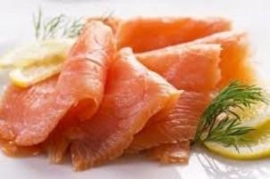 Il salmone affumicato fa male