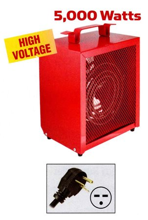Cheap Portable Industrial Heater