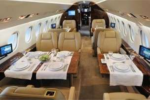 Falcon 2000 Private Jet Travel Guide