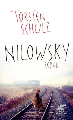 Cover NILOWSKY Roman, 2013 Klett - Cotta