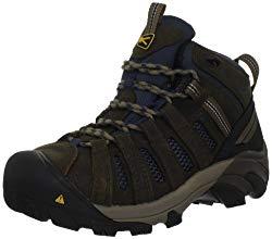 keen utility men's flint mid work boot
