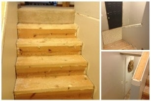 Staircase Makeover: Part 1
