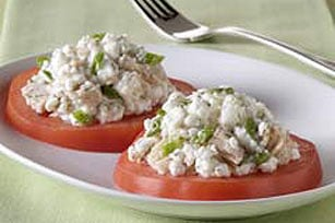 Spicy Tuna Cottage Cheese