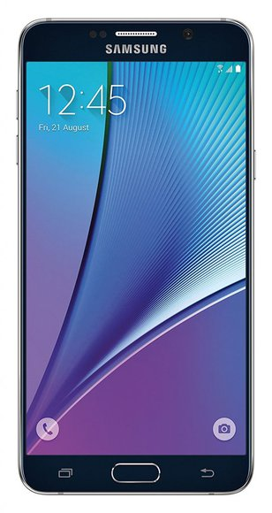 Samsung Galaxy Note 5, 5.7 inches