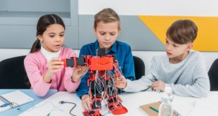 Why Use Programmable Robots for Kids?